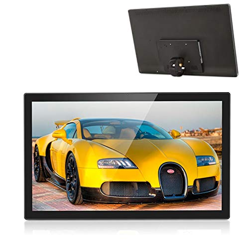 SHISHUFEN Tablet PC HSD-P539 Touch Screen All in One PC with Holder, 2GB+16GB, 24 inch Full HD 1080P Android 8.1 RK3288 Quad Core Cortex A17 1.8GHz, Support Bluetooth, WiFi, SD Card, USB OTG