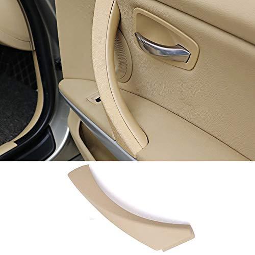 Door Handle Outer Covers for BMW 3 Series E90 E91, TTCR-II Beige Right Front/Rear Interior Door Handle Passenger Side Door Handle Outer Trim Fits 323 325 328 330 335 Sedan & Touring (2005-2011)