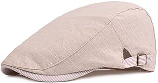 5ba7b83da8622 Leisial Sombreros Gorras Boinas Gorra de Béisbol Ocio Retro Clásico del  Algodón Gorra de Deport Hat