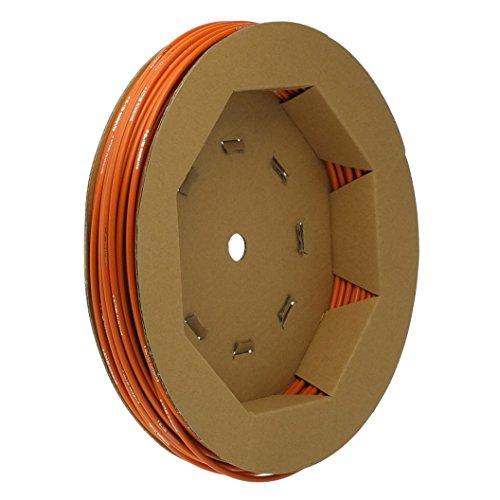 SHIMANO SLR Cavo Freno Custodia, 5mm, Arancione
