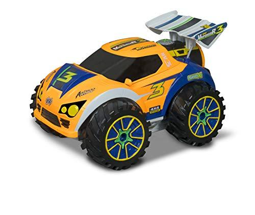 Nikko - Nano VaporizR 3 - Steuerbares Auto - Ferngesteuertes Auto - RC Auto für Kinder - Wasserdicht - 14 x 20 x 13 cm - Orange