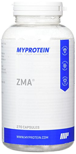 MY PROTEIN ZMA Multivitamins Capsules, 810 mg, Pack of 270 Capsules