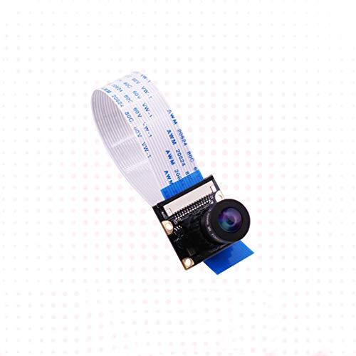 ruiruiNIE Himbeer Pi 3B Nachtsicht Fischaugen Kamera 5MP OV5647 130 Grad Brennweite Kamera