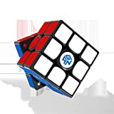 YING Nuevo en 2020 Tercer Orden GAN 356 XS Speed Cube 3x3x3 Competencia Profesional Puzzle Cube (Ultimate Edition) Puzzle Toy,Negro
