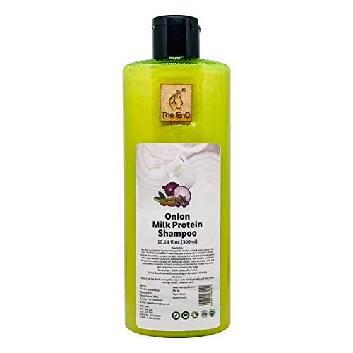 The EnQ Onion Milk Protein Shampoo 300ml