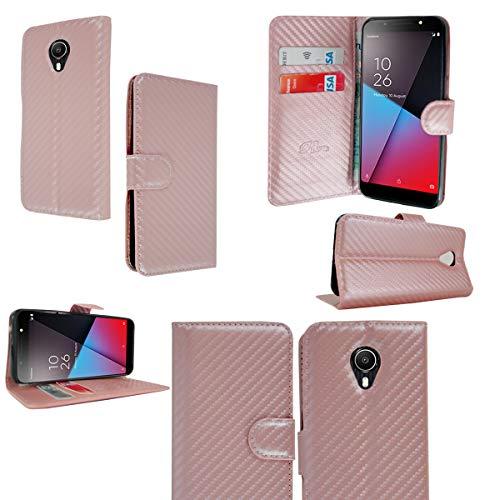 PiXFAB Vodafone Smart N9 Lite VFD 620 - Funda de piel con...