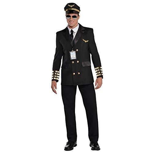 - Erwachsenen Airline Pilot Kostüme