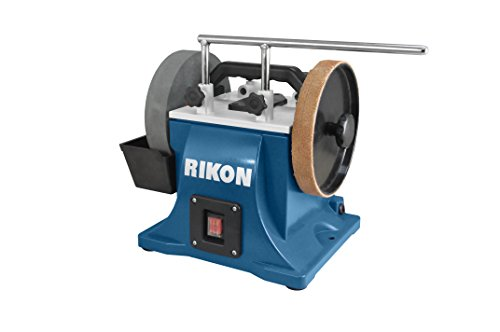"RIKON Power Tools 82-100 8"" Wet Sharpener"