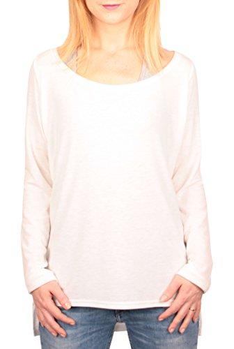 Ella Manue Vrouwen ́s Basic Shirt Longsleeve Ella