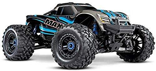 Maxx: 1/10 Scale 4WD Brushless Electric Monster Truck with TQi Traxxas Link Enabled 2.4GHz Radio System & Traxxas Stability Management (TSM)
