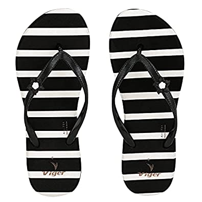 Viger Lightweight and Stylish Rubber Slippers For Girls and Women