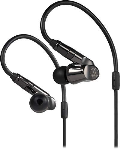 オーディオテクニカ audio-technica カナルイヤホン バランスド・アーマチュア2基 ハイブリッド型 ATH-IEX...