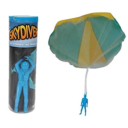 Keycraft Ltd 9700059 Figurine Skydiver sans Fil Multicolore