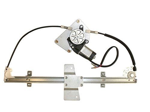 MAX WNS120-R raamheffer voor elektrisch 3/5 deuren