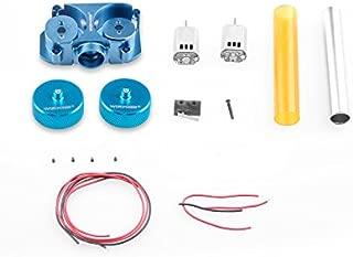 Worker Mod Flywheel Update Kits for Nerf STRYFE/Rapidstrike CS-18 Toy Color Blue
