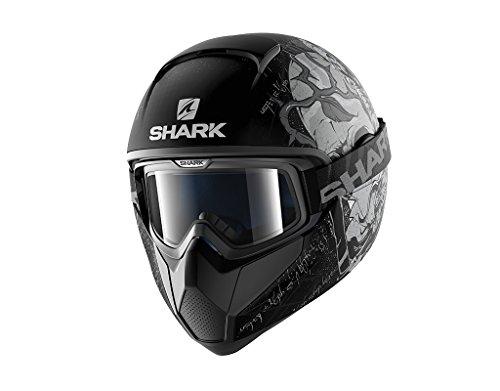 SHARK CASCO VANCORE 2 NEON SERIE MAT  XS