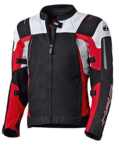 Held Antaris Motorrad Sportjacke, Farbe schwarz-rot, Größe S