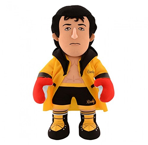 Rocky Plush Figure 40th Anniversary Rocky Gold Robe 25 cm Bleacher Creatures Peluches