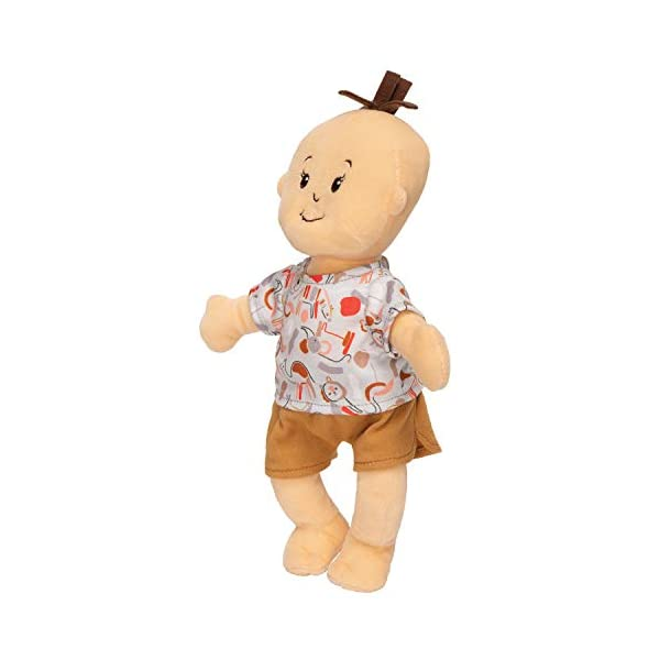 Manhattan Toy Wee Baby Stella Peach 30.48cm Soft Baby Twin Dolls