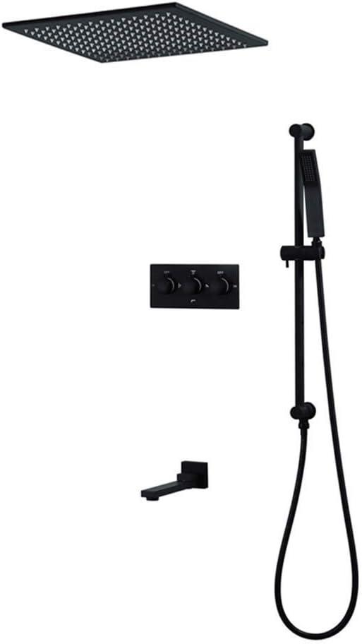 HONYGE LXGANG sold [Alternative dealer] out Shower Set Sprinkler Wall-Mounted Fl Copper