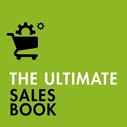 The Ultimate Sales Book audiobook cover art