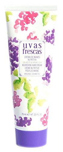 Uvas Frescas Crema de Manos Ecológica - 75 ml
