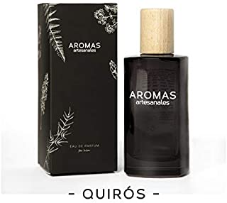 AROMAS ARTESANALES - Eau de Parfum Quiros | Perfume con vaporizador para hombres | Fragancia Masculina 100 ml | Distintos ...