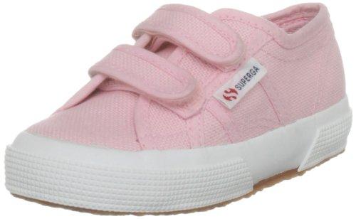 Superga 2750 Jvel Classic, Sneaker Unisex - Bambini, Rosa (Pink), 34 EU (1.5 Child UK)