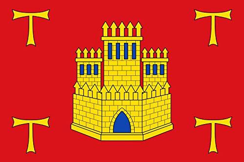 magFlags Bandera Large Quesa | Quesa la Canal de Navarrés, País Valencià | Bandera Paisaje | 1.35m² | 90x150cm