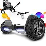HITWAY Hoverboard Scooter électrique Gyropode Self Balance Scooter E-Scooter Scooter Board 350W * 2 pour Enfants Adults