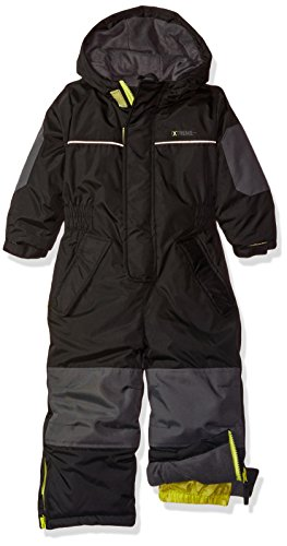 iXtreme Boys' Toddler Snow Mobile, Black, 3T
