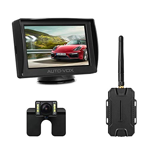 auto backup camera wireless - 6