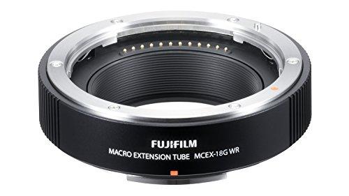 Fujifilm Macro Extension Tube MCEX-18G WR , Black