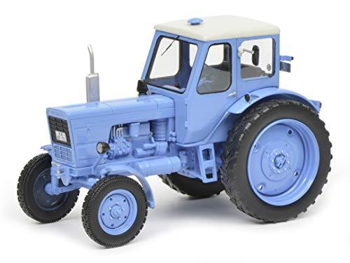 Schuco 450907500 Belarus MTS-50 blau 1:32 450907500-Belarus, Modellauto, Modellfahrzeug