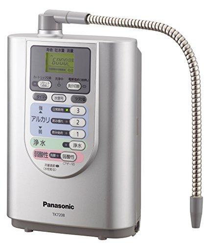 パナソニック アルカリイオン整水器 TK7208P-S