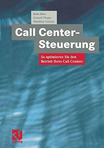 Call Center-Steuerung. So optimieren Sie den Betrieb Ihres Call Centers