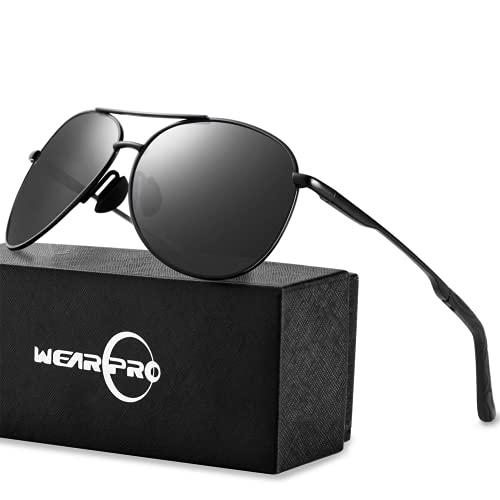 wearPro -   Pilotenbrille
