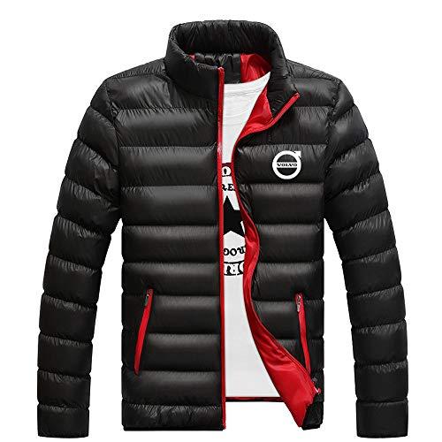 Volvo Lightweight Jacket Casual Outdoor Puffa Jacket Coat