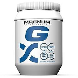 Magnum Nutraceuticals G 500g - Pharmaceutical Grade L-Glutamine by Magnum Nutraceuticals
