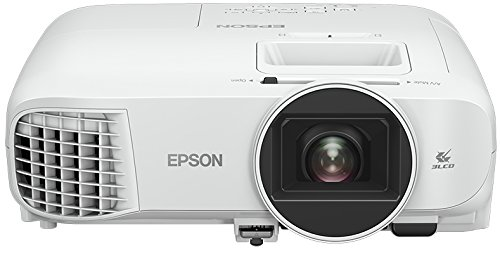 Epson EH-TW5400 Home Cinema - Proyector (2500 lúmenes ANSI, 3LCD, 1080p, 1920x1080, 30000:1, 16:9)