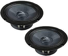 Harmony Audio HC-CMB65 Car Stereo Cabron Mid Bass Mid Range 6.5