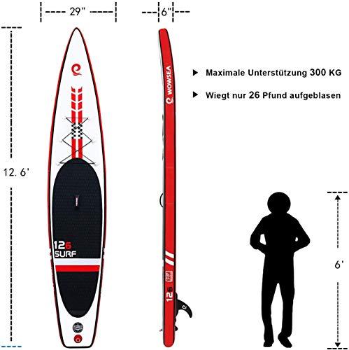 "Wowsea Racer (AN28) 12'6"" - 7"