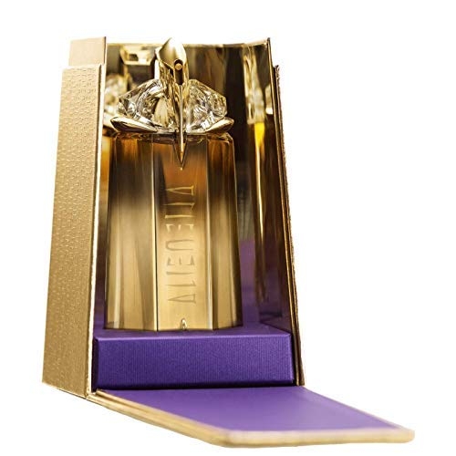 100% Authentic MUGLER Alien Oud Majestueux women's EDP 90ml Made in France + 2 Niche perfume samples free