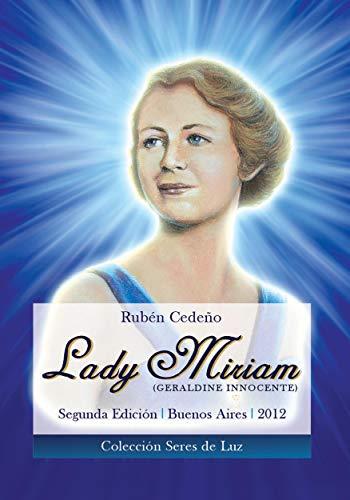 Lady Miriam (Colección Metafísica Seres de Luz)