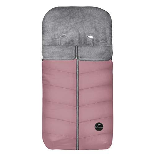 Bimbi Saco Carro Con Velour (50X90)451 New Basic 04 - Sacos de abrigo, unisex