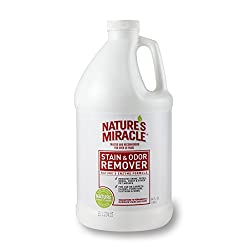 Natures miracle pet stain cleaner