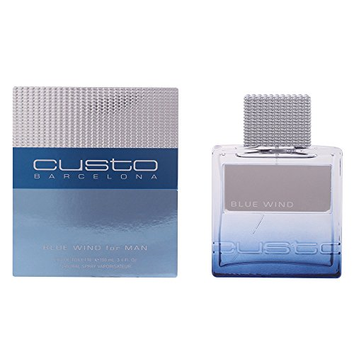 Custo Blue Wind For Man Parfum Eau De Toilette Berstaber 100 Ml