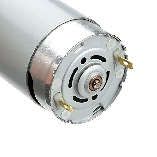 Shipenophy Pompa elettrica DC24V Strettamente collegata Pompa di aspirazione con interfaccia Antiscivolo Pompa per Serbatoi di Pesci Pistola per Saldatura Cinghie per Massaggio di Raffreddamento per