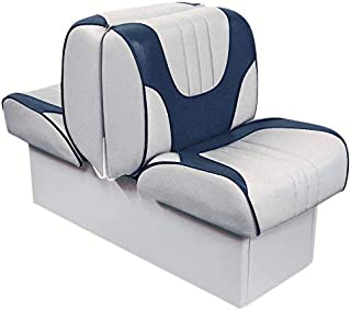 Overton's Deluxe Back-to-Back Lounge Boat Seat with 8