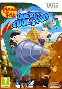 Phineas and Ferb - Quest for Cool S